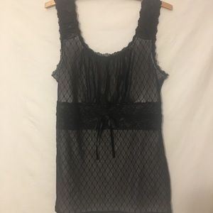 Maurices Cami Tank (L) Gently Used